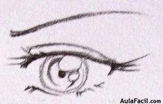 ojo almendrado