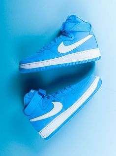 Nike News Rebirth of the Legend: The Nike Air Force 1 High