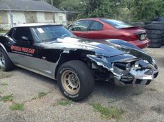 1978 Chevy Pace Car for sale (FL) - $7,000 Call Elaine @ 850-456-5432