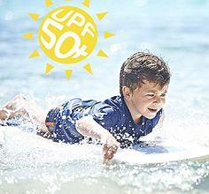 UPF 40+ 50+ Stroje z Filtrem UV dla dzieci