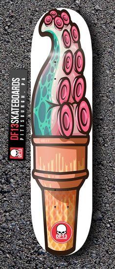 Skateboard Deck Art, Skateboard Design, Custom Skateboard Decks, Longboard Design, Skate Art, Skate Decks, Wall Drawing, Graffiti Wall, Skateboards