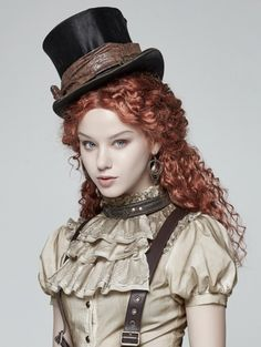 A curated collection of steampunk and dieselpunk fashion to bring out your unique style. Viktorianischer Steampunk, Steampunk Festival, Steampunk Costume, Steampunk Clothing, Steampunk Fashion Women, Steampunk Accessories, Clothes Pictures, Poses, Dieselpunk