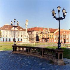 Timisoara, Romania - Downtown Image