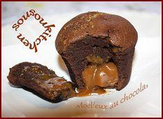 Moelleux chocolat & caramel