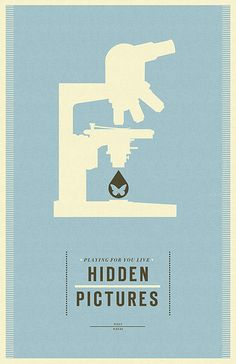 Poster: Hidden Pictures by jordanmichaelgray, via Flickr