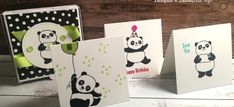These pandas like to party! – Selina Merali – Independent Stampin Up! Demonstrator in Canada