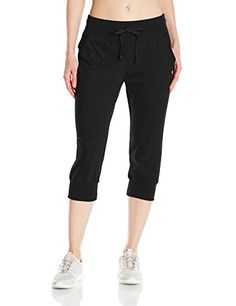 Champion Women's Jersey Banded Knee Pant - http://darrenblogs.com/2016/06/champion-womens-jersey-banded-knee-pant/