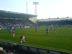 Priestfield Stadium, Gillingham
