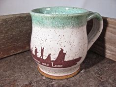Mug - Lord of the Rings  - The Hobbit - by Blaine Atwood - item 365