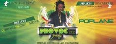 10/11 PROVOC PARTY AVEC POPLANE A LAFTER PLAY TOULOUSE