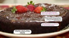 Nurselin Evi Pratik Çikolatalı Pasta Tarifi