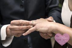 Agnese & Nicola's wedding in Vaiano (Prato), Villa il Mulinaccio, Italy. #wedding #rings #hands #moment #love #bride #groom #detail #italy #tuscany