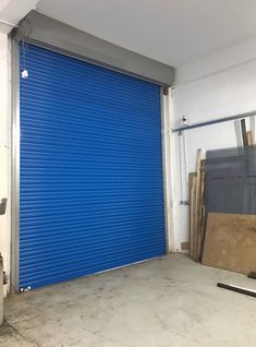 Our Steel Security Shutter enhanced strength and safety to your industrial unit ; fitted in Morden. Security Shutters, Rolling Shutter, Roller Shutters, Universal Remote Control, Shutter Doors, Security Solutions, Galvanized Steel, Deco, Warehouse