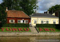 Pharmaziemuseum in Turku, der ehemaligen Hauptstadt von Finnland