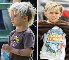i want colt's hair like this!!!