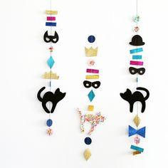 """235 Synes godt om, 35 kommentarer – Heidi Korsgaard (@denkreativesky) på Instagram: """"Fastelavns Skabeloner på bloggen 👑 🐱 🍭 #denkreativesky #denkreativesky_fastelavn"""" Hobbies And Crafts, Diy And Crafts, Diy For Kids, Crafts For Kids, Diy Paper, Paper Crafts, Kids Carnival, Kids Dress Up, Creative Kids"""