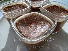 creme chocolat lait concentre sucre