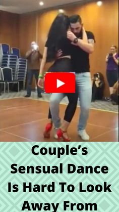 Couple's #Sensual Dance Is #Hard To Look #Away From