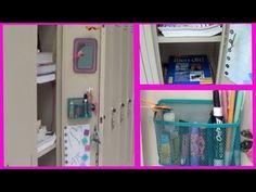 Locker Essentials & Organization! B2S