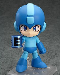 Mega Man Nendoroid Action Figure cup