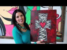 Tipsy Artist Online Classes - YouTube