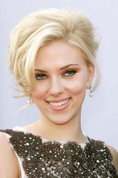 Scarlett Johansson :   meltyFashion
