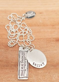 """""""chosen. to belong. to be loved.""""    This adoption necklace brings tears to my eyes.  I love it!"""