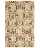 RugStudio presents Capel Malaysion 116319 Sienna Hand-Tufted, Good Quality Area Rug