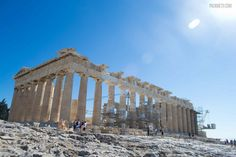 Visiting the Acropolis of Athens is a must do for any visitor to the city. Be amazed by the beautiful views and intricate architecture.