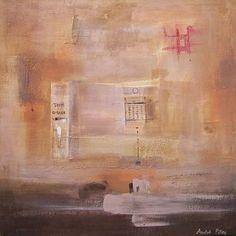 "Saatchi Art Artist André Pillay; Painting, ""Follow Your Heart 4"" #art #abstractart #SaatchiArt  #paintings #texturedart"