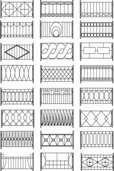 34 ideas stairs window grill in 2019 Steel Railing Design, Staircase Railing Design, Iron Stair Railing, Railing Ideas, Balustrade Design, Front Porch Railings, Wrought Iron Stairs, Balcony Grill Design, Balcony Railing Design