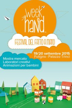 scarica il programma di week hand su http://www.weekhand.it/ #weekhand15 #handmade #gioielli #fashion #gioiellicontemporanei #madeinitaly #foligno #umbria #contemporaryjewels #paperjewels #artigianato #handicraft