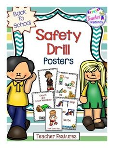 Free Earthquake Safety Poster And Activities Free Reading