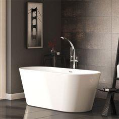 Barton 1640 Modern Double Ended Bath - BFS103