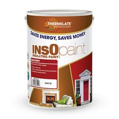 Insulating Exterior masonry paint, find out more at - http://www.ipaintstore.co.uk/