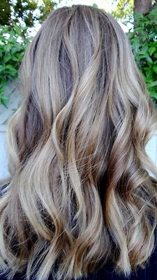 Colour: Light brown with blonde highlights