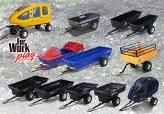 Equinox ATV Trailers