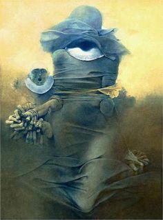 Untitled - Zdislav Beksinski