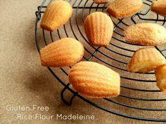 米粉のマドレーヌ《グルテンフリー》 |型にはまったお菓子なお茶の時間