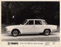 Triumph 2.5 PI Mk II