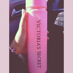 VS water bottle.