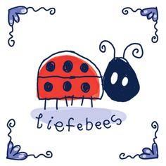 lady bug cuteness!