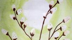 Tämän kauniin ja yksinkertaisen kuvistyöidean bongasin jostain kuvisoppaasta. Ensin tutkitaan pajunoksaa ja piirretään se paperille vah... Ethnic Recipes