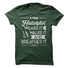 A True Hairstylist
