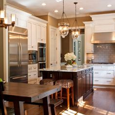 During home staging, your bathrooms and kitchen deserve extra attention. The kitchen in particular can make or break a buyer's overall opinion of your home, so if you have reservations about its condition, consider budget-friendly quick fixes.