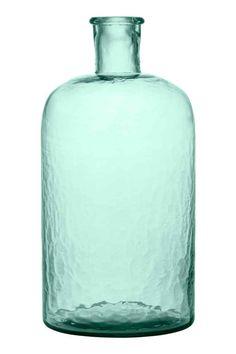 Jarrón grande de vidrio | H&M
