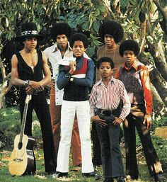 The Jacksons (All 6 brothers)