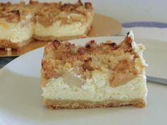 La recette de l'Apple Crumble Cheesecake, un délice américain
