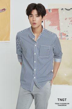 박보검 TNGT 18SS 180402 [ 출처 http://tngtblog.com/221242469670 ]