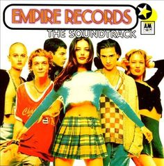 """Empire Records (1995)   The 99 Best Soundtracks Of The '90s. I sometimes still dream of an an imaginary guy as sweet as A.J. putting """"Til I Hear It From You"""" on a mixtape for me."""